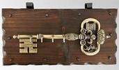 Ключницы и вешалки