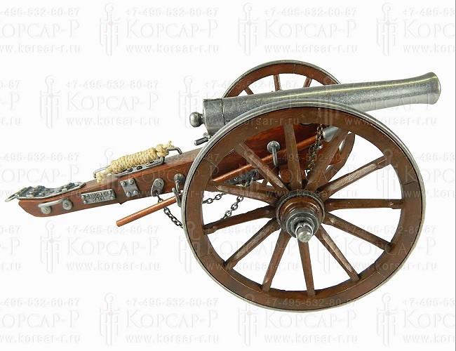 Макеты пушек времен войны 1812 года своими руками 76