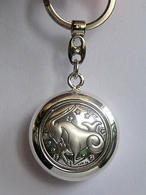 Брелок знак зодиака Козерог