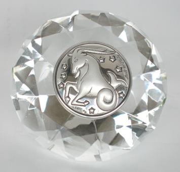 Кристалл знак зодиака Козерог