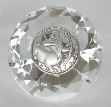 Кристалл знак зодиака Стрелец