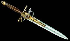 Пистолет-нож. Франция начало XVIIIв.