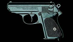 Вальтер Waffen-SSPPK Германия. II Мировая война.