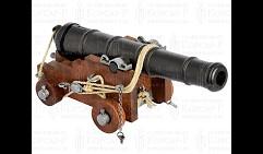 Пушка ВМФ Британия. XVIII век.