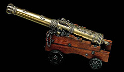 Пушка ЭЛЬ ТИГР Испания. XVIII век.