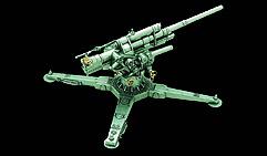 Пушка Флак. 88мм 36/37. II Мировая Война.