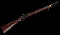 Ружье, изготовленное Энфилдом. Англия. 1860г.