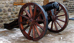 Единорог 12-и фунтовый. Образец 1790 г.