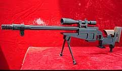 Снайперская винтовка Блэйзер