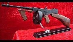 Пистолет-пулемет Thompson M1928 (США)