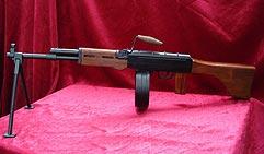 Пулемет Калашникова. Дисковый магазин