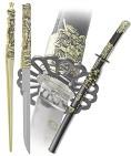 Вакидзаси  Сюсано  самурайский меч