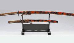 Меч самурайский  Мрамор