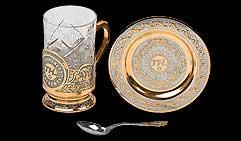 Чайный набор Фирменный «ТРАНСНЕФТЬ».