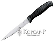 Нож д/стейка 6шт, ст. Крупп4116, рук. зитель-кратон черн