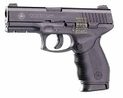 Модель пневмат. air-soft пистолет TAURUS PT24/7, черн, тяжел, сист. BAX, 2магазина