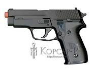 Модель пневмат. air-soft пистолет P228, HOP-UP