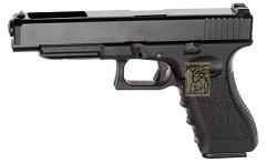 Модель пневмат. air-soft пистолет GBB G34, hop-up, черн ASG/14350-006