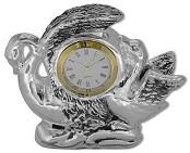 Часы настольные  Лебеди  модель №2