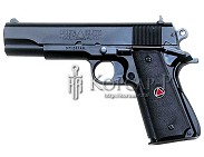 Пистолет  COLT DELTA ELITE  0, 5 J, пружин.