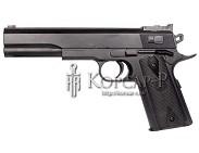 Пистолет  COLT 1911 TARGET  0, 2J, пружин.