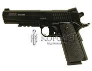 Пистолет  SIG SAUER GSR 1911  +фонарь, 1J, СО2