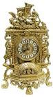 Часы прикаминные  Ангелы  фасадные
