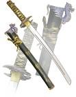 Вакидзаси  Медный Дракон  самурайский меч