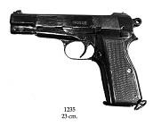Пистолет  Браунинга  , Германия
