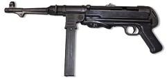 Автомат MP-40, (Schmeisser-MP), Германия, 2-я Мировая война