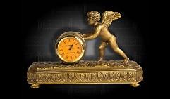 Часы Купидон