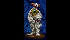 Клоун с трубой