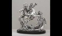Cкульптура Георгий Победоносец