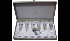 Набор фужеров для шампанского Fiori