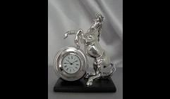 Часы Конь на дыбах