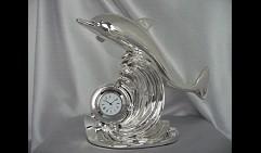 Часы Дельфин на волне