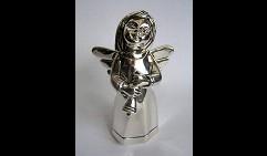 Ангелочек с колокольчиком