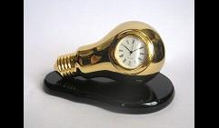 Лампочка-часы
