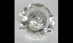 Кристалл знак зодиака Лев