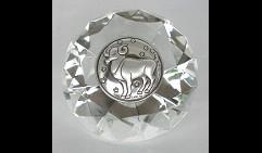 Кристалл знак зодиака Овен