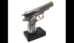 Скульптура Пистолет