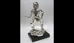 Скульптура Пожарный