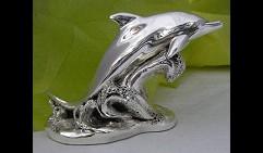 Скульптура Дельфин