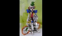Скульптура Клоун