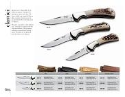 Нож скл. малый с рук. из рога оленя