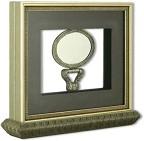 Картина  Серебряное зеркало