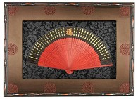 Картина  Веер Сто символов фортуны