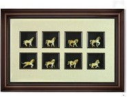 Картина  8 лошадей успеха