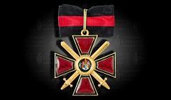 Орден св. Владимира 3-ей степени с мечами
