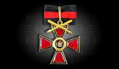 Орден св. Владимира 3-ей степени с верхними мечами